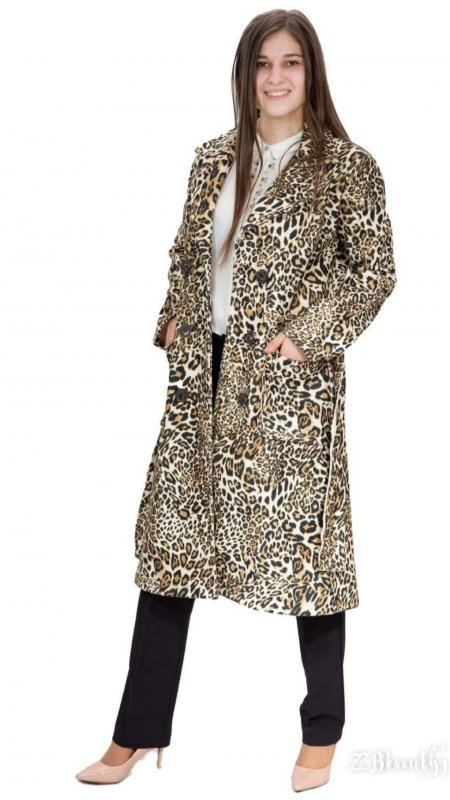 Pardesiu animal print P128
